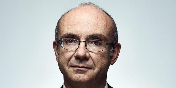 Thierry Dallard est président du directoire de la Société du Grand Paris depuis le 30 mai dernier.