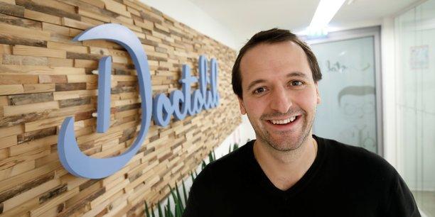 Stanislas Niox-Château, co-fondateur et président de Doctolib, plateforme de prise de rendez-vous médicaux en ligne.