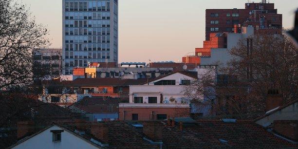 Toulouse Métropole mise sur la densité modéré.