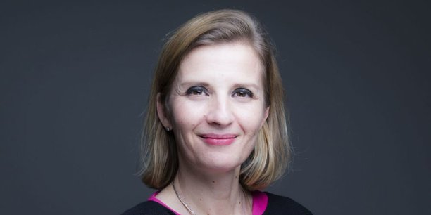 Anne Bioulac, co-Managing Partner chez Roland Berger.