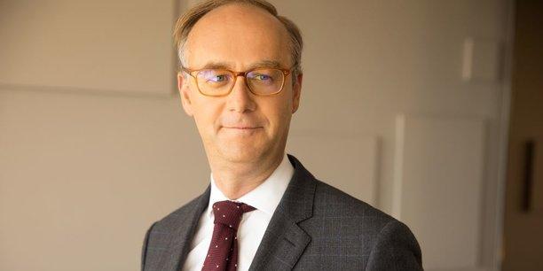 Paul de Leusse, le directeur général adjoint d'Orange en charge des services financiers mobiles, va reprendre le poste de directeur général d'Orange Bank après le départ d'André Coisne.
