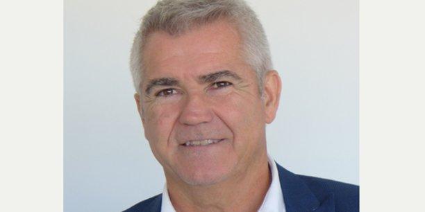 Thierry Alignan, délégué régional Orange Languedoc-Roussillon