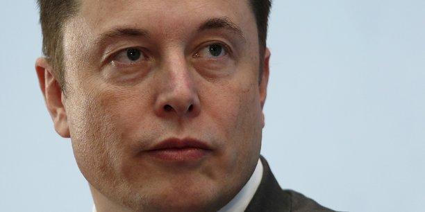 Elon Musk se moque du gendarme de la Bourse