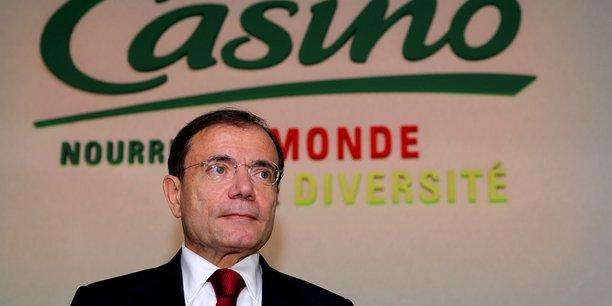 Jean-Charles Naouri, PDG de Casino.