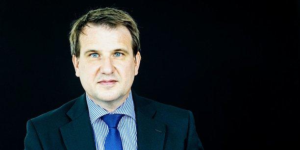 Frédéric Mas, PDG du groupe Sothys