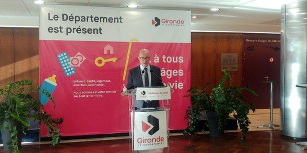 Jean-Luc Gleyze souhaite un grand rassemblement le samedi 13 octobre 2018 à l'Hôtel du Département pour s'opposer au projet de fusion du Département de la Gironde avec Bordeaux Métropole.