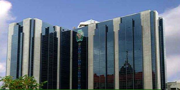 Siège de la Banque centrale du Nigeria, la CBN.