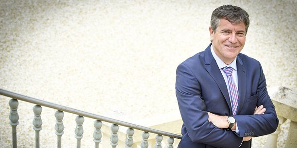 Pierre Jean Larraqué, PDG de Larraqué Vins International