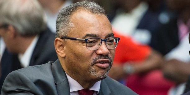 Serge Laurent Adjovi , DG de l'Agence de développement numérique du Bénin.