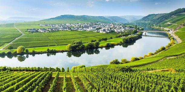 Le PIB de l'agriculture caracole à la deuxième place en France.