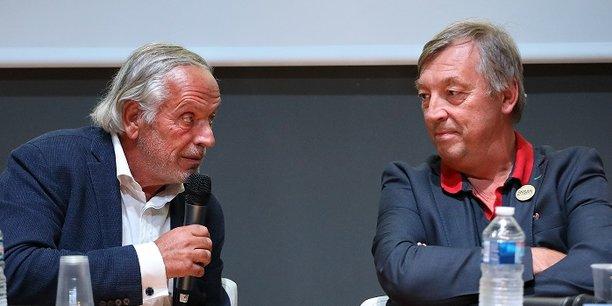 François Fontès et Alain Derey.