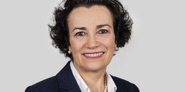 Corinne Romefort-Régnier, directeur du gouvernement d'entreprise et de la communication financière et secrétaire du conseil d'administration et du comité exécutif d'ESI Group.