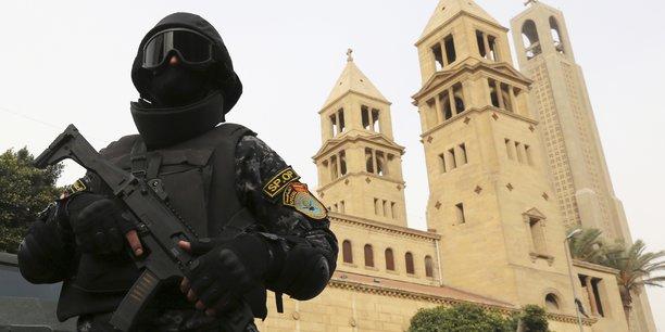 Egypte: dix-sept condamnations a mort pour attentats contre des eglises[reuters.com]
