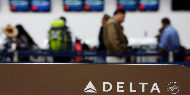 Delta soutenu au 3e trimestre par la hausse du trafic et des prix des billets[reuters.com]