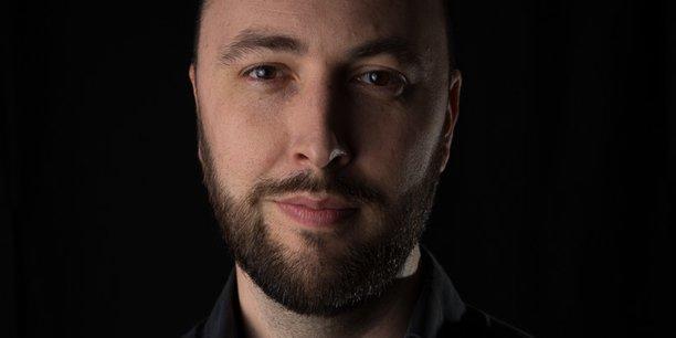 Pierre-Yves Gosset, directeur de Framasoft, association française qui milite pour le développement de logiciels libres et propose PeerTube, un YouTube décentralisé.