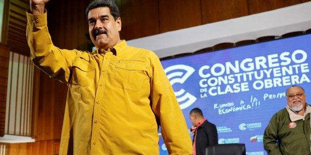 Maduro accuse l'administration trump de vouloir l'assassiner[reuters.com]