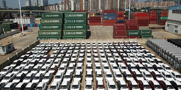 Le marche auto chinois recule[reuters.com]