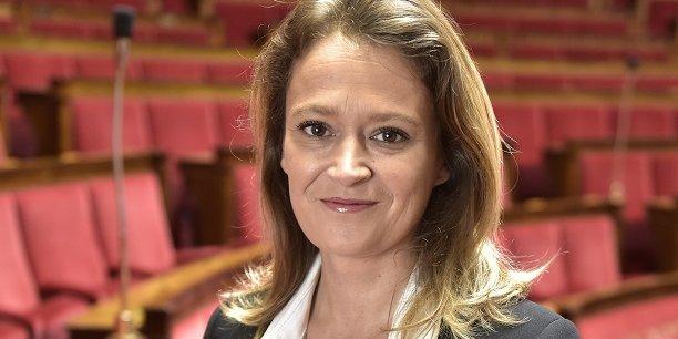 Olivia Grégoire est également membre de la commission des finances.