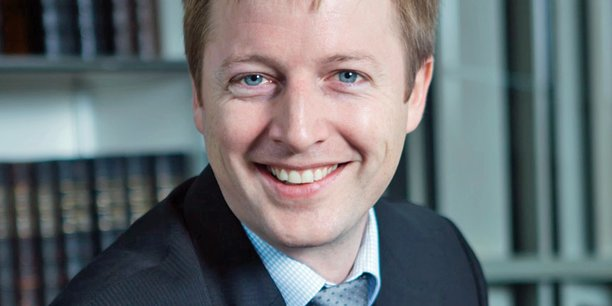 Simon de Charentenay, CEO d'OpenFlow
