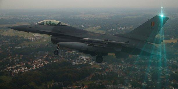Un f-16 accidentellement detruit au sol sur une base en belgique[reuters.com]