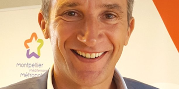 Stéphane Boubennec, futur directeur général d'ACM Habitat à Montpellier.