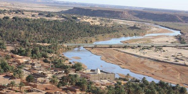La commune Béni Abbès dans la wilaya de Béchar.