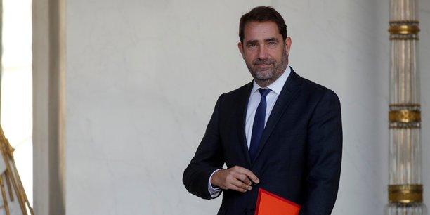 Christophe Castaner, nommé ministre de l'Intérieur.