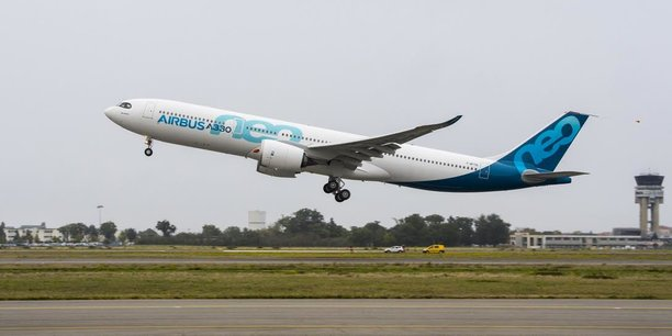 Airbus est également confronté par les demandes de certaines compagnies de ne pas prendre livraison de leur A330neo aussi rapidement que prévu.