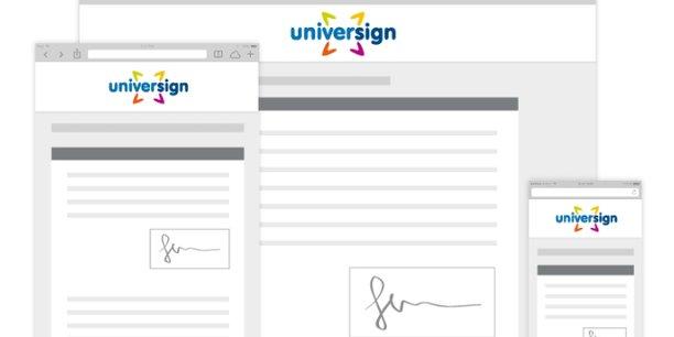 Selon Universign, 3.000 entreprises ont choisi sa solution de dématérialisation de signature électronique et 10 millions de signatures électroniques ont été réalisées depuis sa création en 2001.