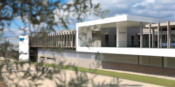 En images : Nutergia inaugure un nouveau site de production dans l'Aveyron