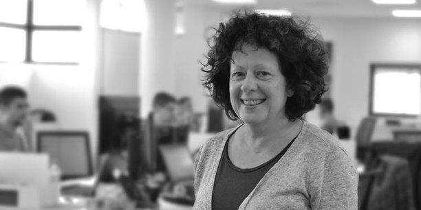 Corinne Clesse, fondatrice d'Infodream