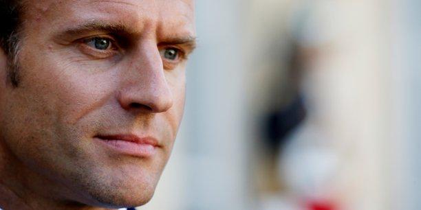 Depuis le début de la crise des «gilets jaunes», Emmanuel Macron, est resté muet.