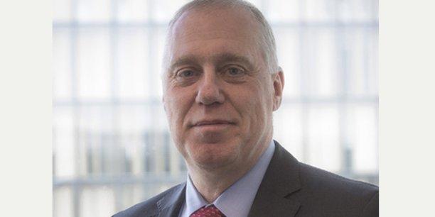 Gilles Lebrun, nouveau président du Directoire de la Caisse d'Epargne Languedoc-Roussillon, à compter du 1er novembre 2018.
