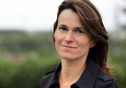 Aurélie Filippetti. Copyright Reuters