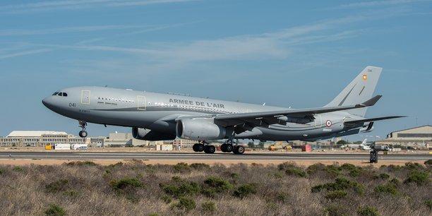 L'arrivée des A330 Phénix et des A400M va augmenter les capacités de l'armée de l'air de 70% en 2025, a estimé le nouveau chef d'état-major de l'armée de l'air, le général Philippe Lavigne.