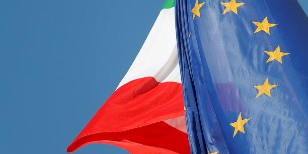 L'italie prete a faire preuve de souplesse sur le budget[reuters.com]