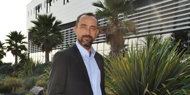 Sylvain Bonnet, directeur de la Société Publique Locale d'Exploitation des Thermes