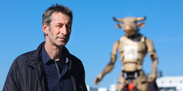 François Delarozière s'inspire du vivant pour construire ses machines.