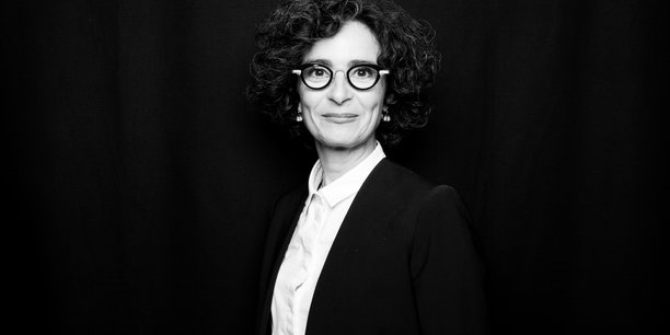 Catherine Vinuales, présidente de l'Atelier du Chocolat