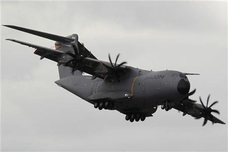 L'incroyable saga industrielle de l'A400M, l'avion de transport militaire d'EADS