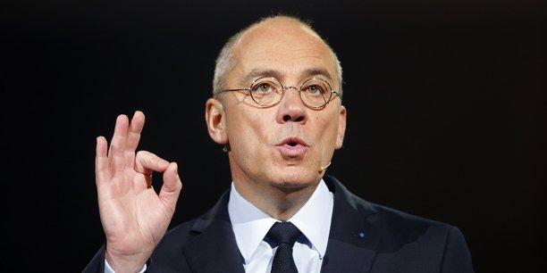Stéphane Richard, le PDG du numéro un français des télécoms.