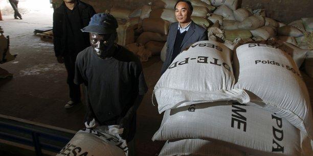 Le sésame éthiopien représente 70% de l'ensemble des importations de ce produit par la Chine.