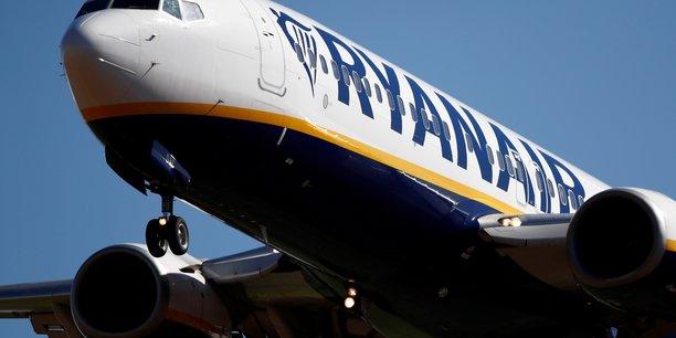 La DGAC fait saisir un avion à Bordeaux — Ryanair