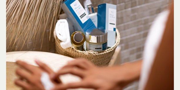 La nouvelle ligne inclut sept produits cosmétiques et compléments alimentaires