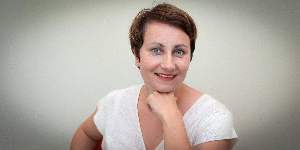 Virginie Monnier-Mangue, déléguée territoriale EDF pour l'Occitanie