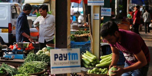Paytm, la Fintech indienne qui vaut 16 milliards de dollars