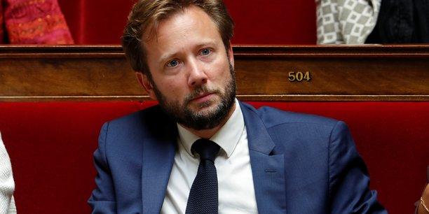 Le député socialiste Boris Vallaud fondateur du collectif des citoyens en bande organisée.