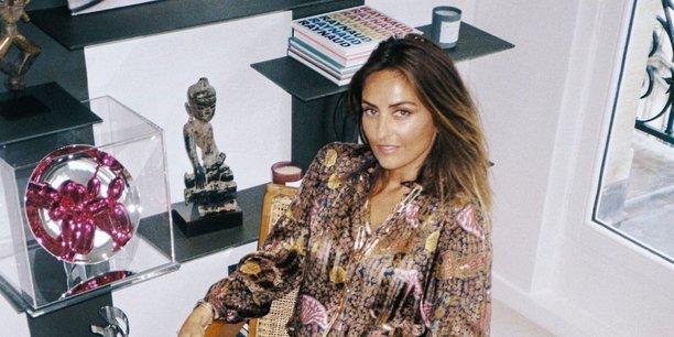 Valérie Messika, fondatrice de la marque de joaillerie Messika.
