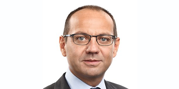 Guillaume Amar, directeur général du groupe Armonia