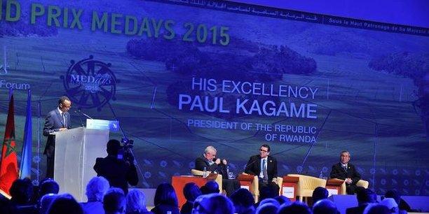 Le chef de l'Etat burkinabè, Roch Marc Christian Kaboré, attendu lors de cette édition, sera le troisième chef d'Etat en fonction à assister à ce forum après Paul Kagamé du Rwanda en 2015 et Alpha Condé de la Guinée en 2017.